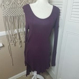 Free people ventura thermal african violet large